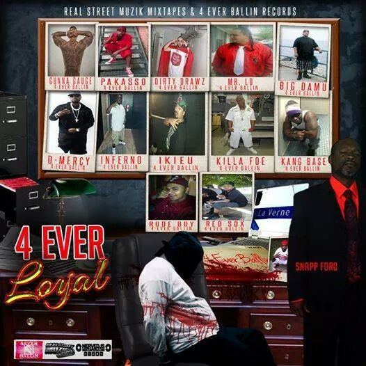 4Ever Loyal (CD)
